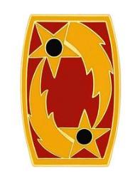 69th Air Defense Artillery Combat Service Identification Badge (CSIB)