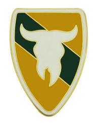 163rd Armored Brigade Combat Service Identification Badge (CSIB)