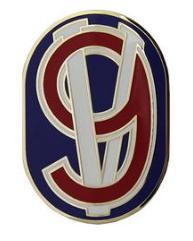 95th Training Division Combat Service Identification Badge (CSIB)
