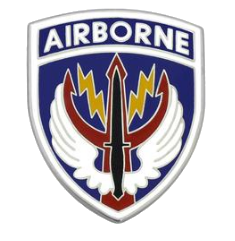 Special Operations Command Central Combat Service Identification Badge (CSIB)