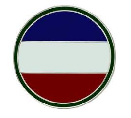 US Army Forces Command - FORCOM Combat Service Identification Badge (CSIB)