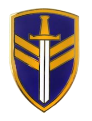 2nd Support Command Combat Service Identification Badge (CSIB)