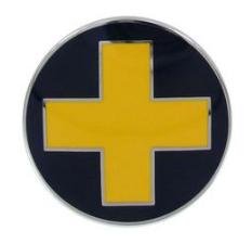 33rd Infantry Brigade Combat Service Identification Badge (CSIB)