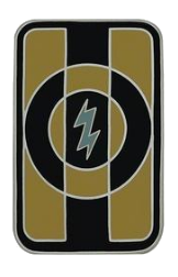 49th Quartermaster Group Combat Service Identification Badge (CSIB)