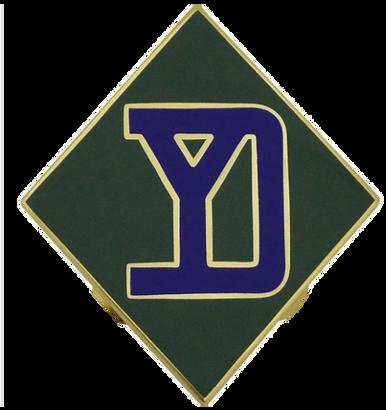 26th Maneuver Enhancement Combat Service Identification Badge