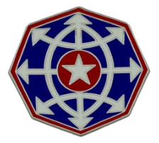 US Army Criminal Investigation Command Combat Service Identification Badge (CSIB)