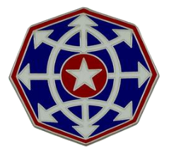 US Army Criminal Investigation Command Combat Service Identification Badge (CSIB)