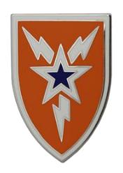 3rd Signal Brigade Combat Service Identification Badge (CSIB)