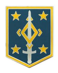 4th Maneuver Enhancement Combat Service Identification Badge (CSIB)