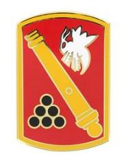 113th Field Artillery Brigade Combat Service Identification Badge (CSIB)