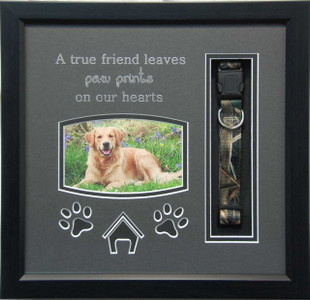 13 x 13 Pet Memorial Shadow Box Frame#5