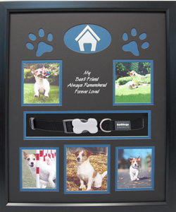 16 x 20 Pet Memorial Shadow Box Frame #15