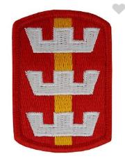 130th Engineer Brigade- color