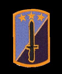 170th Infantry Brigade- color