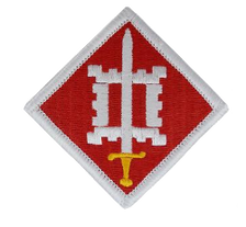 18th Engineer Brigade- color