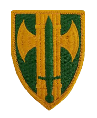 18th Military Police Brigade- color