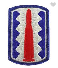 197th Infantry Brigade- color