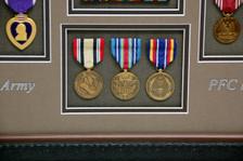 Irag Campaign, Global War On Terrorism Expeditionary, & Global War On Terrorism Service Medal