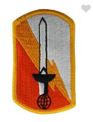 21st Signal Brigade- color