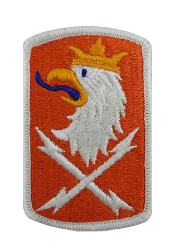 22nd Signal Brigade- color