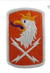 22nd Signal Brigade- color