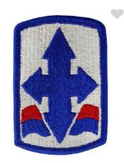 29th Infantry Brigade- color