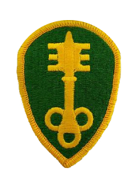300th Military Police Brigade- color