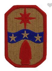 371st Sustainment Brigade- color