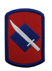 39th Infantry Brigade- color