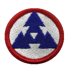 3rd Sustainment Command- color