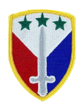402nd Support Brigade- color