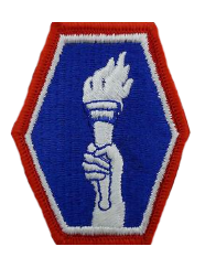442nd Infantry Regiment- color