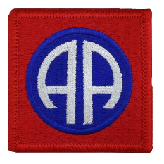82nd Airborne Division- color