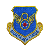 8th Air Force Command- color
