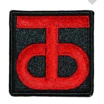 90th Sustainment Brigade- color