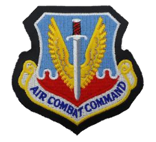 Air Combat Command- leather w/hook closure- color