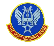 Air Force Academy Band- color
