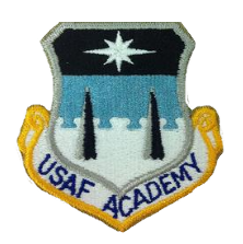 Air Force Academy w/hook closure- color