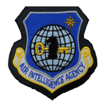 Air Intelligence Agency- leather- color