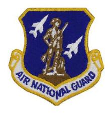 Air National Guard- color