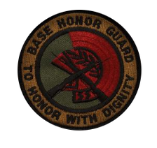 Base Honor Guard- subdued