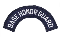 Base Honor Guard Tab- color