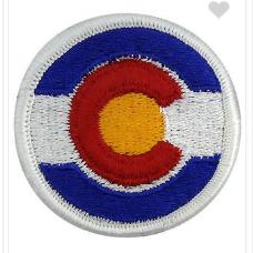 Colorado National Guard- color