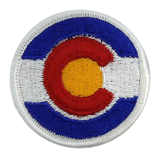 Colorado National Guard- color
