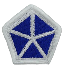 Fifth Army Corps- color