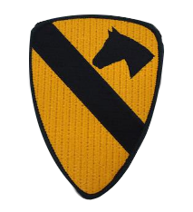 First Cavalry- color