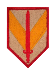 First Sustainment Brigade- color