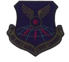 Global Strike Command w/hook closure- subdued