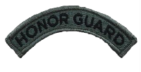 Honor Guard Tab- ACU