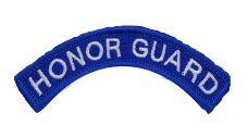 Honor Guard Tab- color